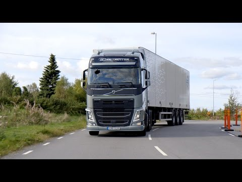 Volvo Trucks - Alternative and renewable fuels - the way forward