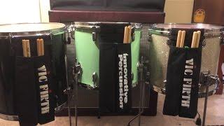 Vic Firth ESB Essentials Stick Bag Tasche Drum Sticks Schlagzeug