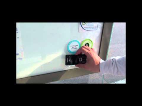 Geste NFC Transport Nice