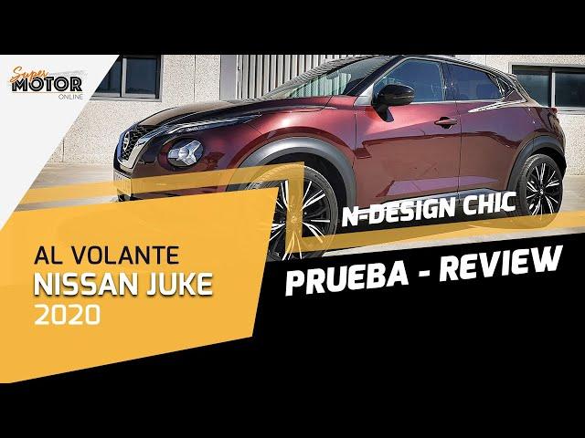 Al volante del Nissan Juke 2020 / Review en español Juke 2020 / SuperMotor.Online / T5 - E16