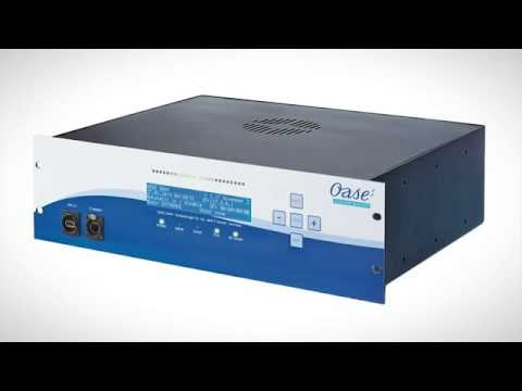 OASE | Fountain Technology - Water Entertainment Control System WECS