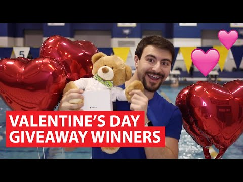 How to Burn More Calories When Swimming - Valentines Day Apple Watch Giveaway Winners