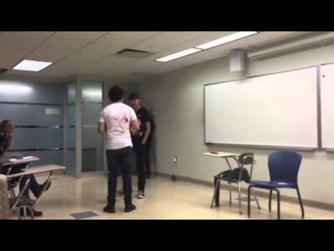 Theater Class Video Laguardia Community College