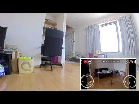DJI Ryze Tech TELLO Flip wifi FPV 8d / スマホ操作でPVみたいにフリップ