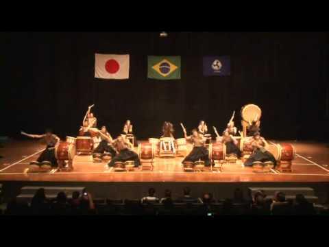 XI Festival Brasileiro de Taiko - 2014