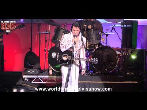2017 PROMO THE WORLD FAMOUS ELVIS SHOW STARRING CHRIS CONNOR