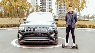 Đánh giá xe Range Rover P400e giá 10 tỷ, động cơ Xăng pha Điện | XEHAY