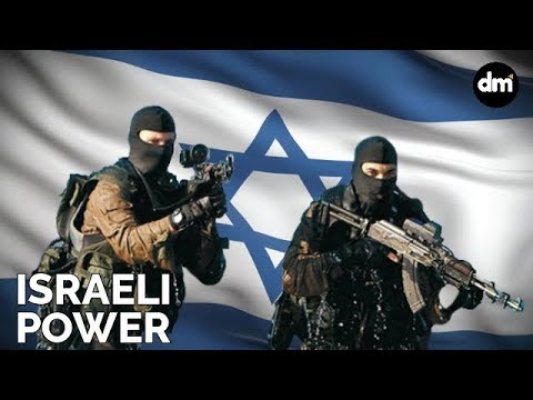 How Powerful is Israel? - Israeli Military Power 2017