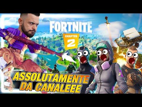 FORTNITE:  Questa è ASSOLUTAMENTE DA CANALE!!!