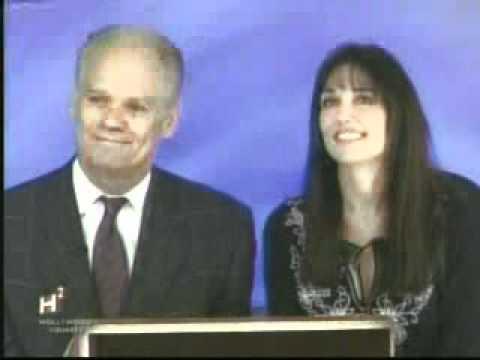 Stepfanie Kramer & Fred Dryer Hollywood Squares - 2003
