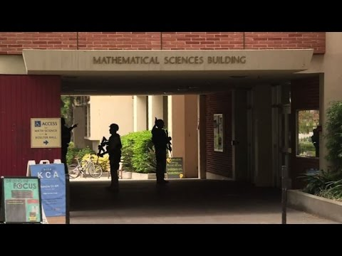 Two men died in murder-suicide at UCLA Los Angeles campus