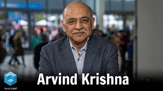 Watch Arvind Krishna's discussing the flexibility of IBM Cloud.