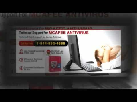 Antivirus Support Number   Call us today at 844 892 4680