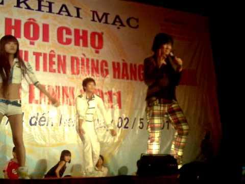 Khánh Phương về Chí Linh _ Hải Dương clip 2.