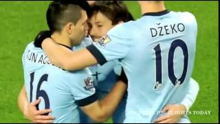 Video Gol Pertandingan Newcastle United vs Manchester City