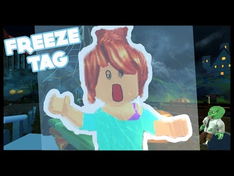 FREEZE TAG IN ROBLOX!