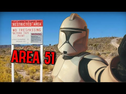 Star Wars Battlefront 2 - Funny Moments #38 AREA 51 RAID