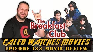 #188 - THE BREAKFAST CLUB MOVIE REVIEW