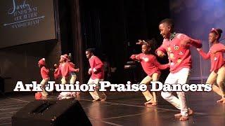 Ark Junior Praise Dancers Christmas 2018