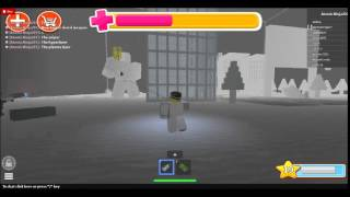 Roblox Giant survival weapon preview and special moves
