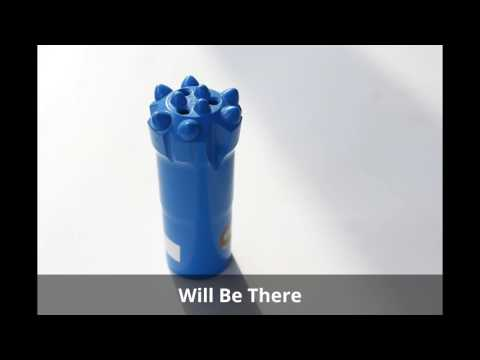 T60-140mm top hammer drilling  coal mine drill bit with top quality and reasonable price