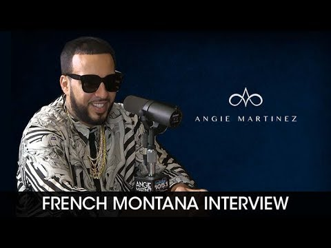 "French Montana Shares ""Snipe Squad"" Rule + Talks ""Unforgettable"""