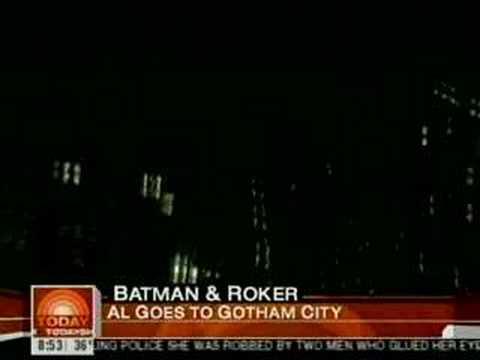 The Dark Knight Interview