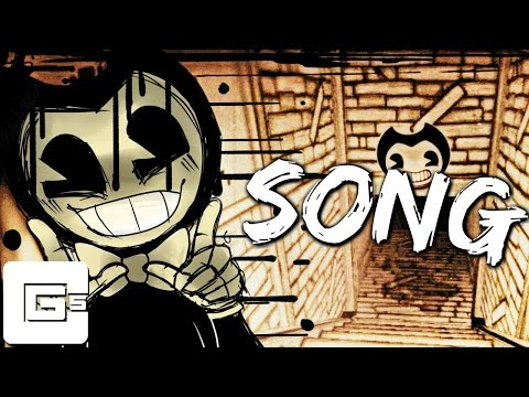 "Thumbnail: BENDY AND THE INK MACHINE SONG ▶ ""Can I Get An Amen"" 