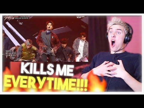 Stray Kids - GRRR (FINAL MISSION) Reaction!! [KILLS ME EVERYTIME!!!]
