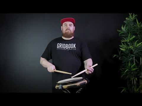 Hands Separate Breakdown: Paradiddle Diddle Rudiment