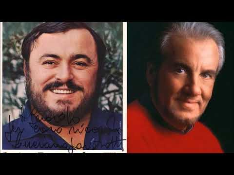 Luciano Pavarotti & Nicolai Ghiaurov