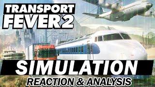 Transport Fever 2 Developer Highlights - #3 - Simulation