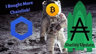 Where is Bitcoin Heading Next? Cardano Shelley Testnet Update. I Bought More Chainlink!