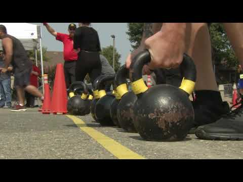 CDCR Physical Fitness Test