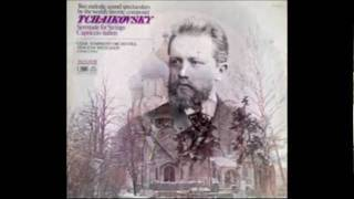 Svetlanov conducts Tchaikovsky - Serenade for Strings, Op. 48: Fourth Movement [Part 4/4]