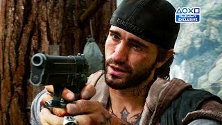 Days Gone - Gameplay Trailer PS4 (E3 2017) 🔴|  Gameplay Español Subtitulado 2018 (Sony)