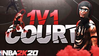 DRIBBLE GOD DESTROYS THE 1V1 COURT ON NBA2K20 | HOW TO WIN ON THE 1V1 COURT AS A GUARD | HOW TO ISO
