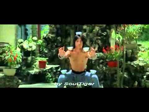 Jackie Chan - Classic Kung Fu Training MV