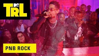 PnB Rock blesses the TRL stage with his performance of 'Selfish'. #...