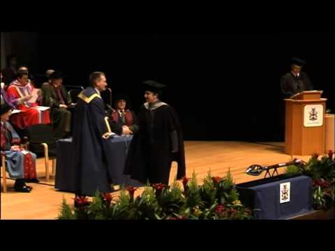 Postgraduate awards ceremonies- Creative Arts/Engineering an