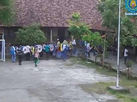 LATIHAN DRUMBAND MA NW RENSING, UTK 11 MENIT
