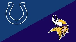 NFL Week 15 Preview: Indianapolis Colts/Minnesota Vikings