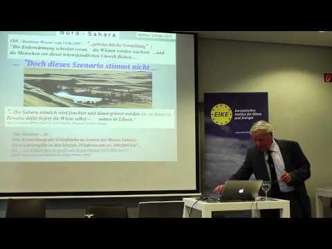 Klaus Eckehard Puls, Dipl. Meteorologe, ehemaliger Leiter der Wetterämter Essen und Leipzig