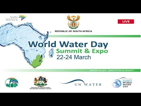 UN World Water Day Summit 2017
