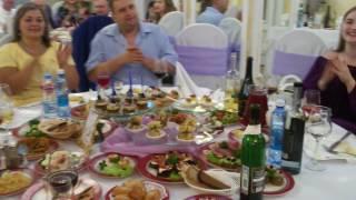 Свадебные столы.