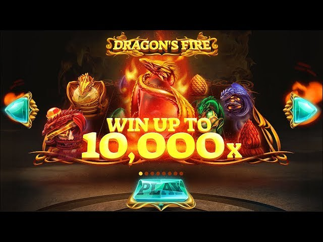 NEW SLOT: DRAGON'S FIRE (RED TIGER)