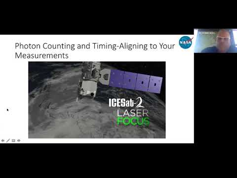 ICESat2 GLOBE Beta Testers Introductory Webinar 1022017