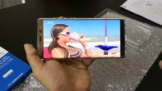 Watching 3D Videos On The Galaxy Note 8 Without 3D Glasses