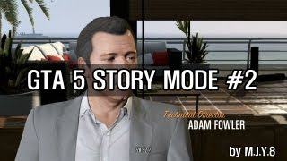 GTA 5 스토리모드 2화 - Grand Theft Auto V