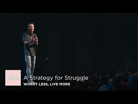A Strategy for Struggle